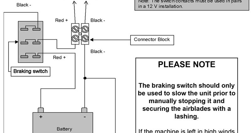 switch wiring diagram