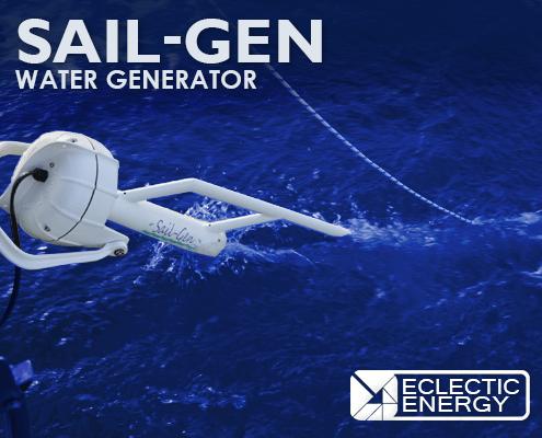 Sail-Gen – Dedicated Water Generator