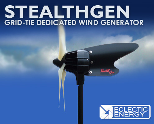 Wind Energy Ltd Micro Wind Turbines Manufactured By