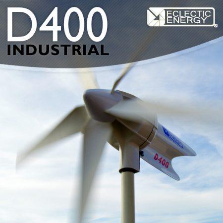 D400 Industrial Wind Generator