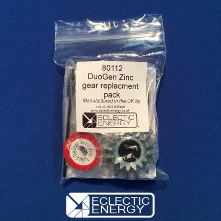 Zinc Gear Replacement Pack 80112