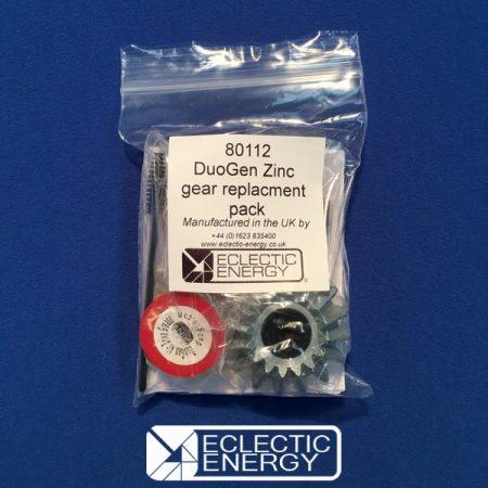 Zinc Gear Replacement Pack 80112