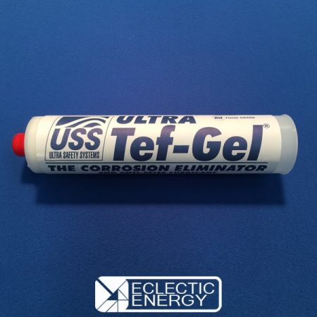 Tef-Gel 340g calking gun cartridge