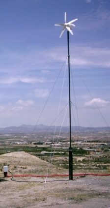 Terrestrial Mount Options Guyed Towers